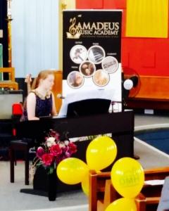 Amadeus Music Academy - Concert photographs 12