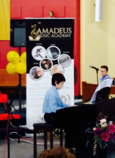 Amadeus Music Academy - Concert photographs 13