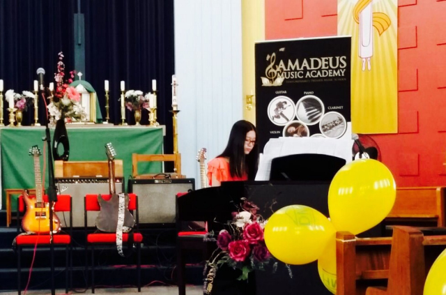 Amadeus Music Academy - Concert photographs 19
