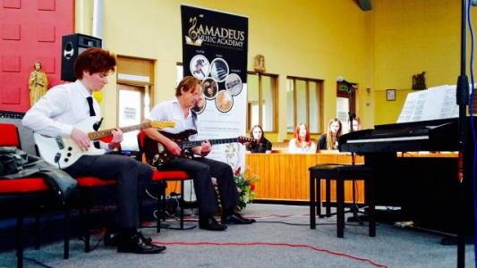 Amadeus Music Academy - Concert photographs 25