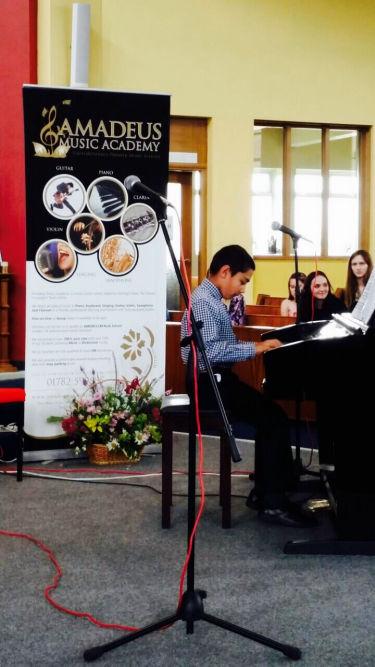 Amadeus Music Academy - Concert photographs 28