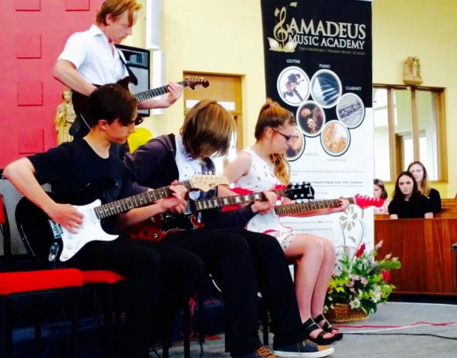 Amadeus Music Academy - Concert photographs 32