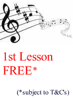 1st Lesson FREE