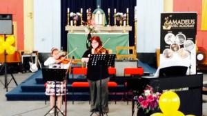 Amadeus Music Academy - Concert photographs 1