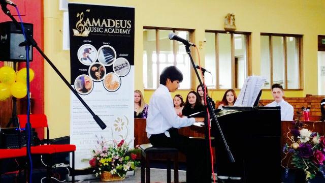Amadeus Music Academy - Concert photographs 15