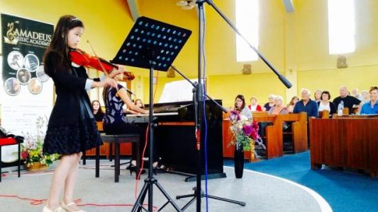 Amadeus Music Academy - Concert photographs 22