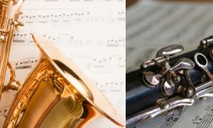 Saxophone Clarinet lessons